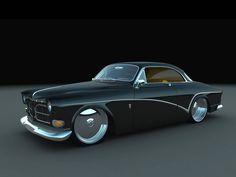 Volvo - vintage, modern, concept