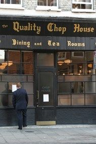 Quality Chop House   92-94 Farringdon Road, London EC1R 3EA