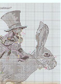 Hare & Postman 4/8