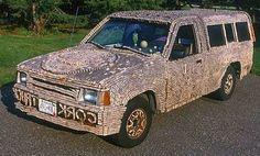 Cork Car