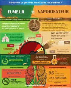 Le fait de Vapoter est devenu une «Mode» avec les cigarettes électroniques.Aujourd'hui, les cigarettes électroniques on s'en fou ... ça coute cher et ça ne produit aucun effet.Ici on parle bien de vaporisateur d'herbe, d'huile, de concentré enfin bref on parle sérieux.Encore très méconnue en France la vaporisation du cannabis à vocation à