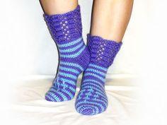 Как связать носки крючком без швов   Ярмарка Мастеров - ручная работа, handmade