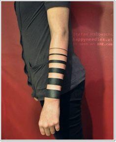 35 Most Popular Armband Tattoo Designs