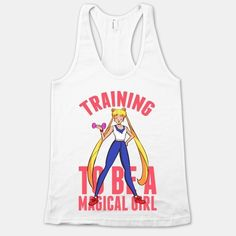 33 Incredibly Motivated Work Out Tanks for ninjas/wizards/Jedi and Hunger Games contestants