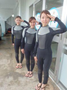 Tri Suit, Diving Suit, Scuba Girl, Womens Wetsuit, Japanese Models, Surf Girls, Beautiful Asian Women, Cute Woman, Sport Girl