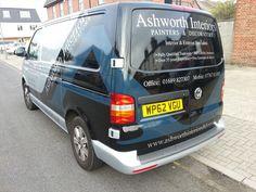Creative FX Commercial Vehicle Signage, Van Signwriting, Fleet Liveries, Van Wraps and Van Signage, Bromley, London and Kent, UK