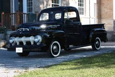1951 Ford F100 Pick Up Truck 1951 Ford Truck, Cool Cars, Monster Trucks, Reading, Vehicles, Books, Libros, Book, Reading Books
