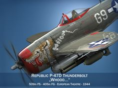 Model available on Turbo Squid, the world's leading provider of digital models for visualization, films, television, and games. Air Force Aircraft, Ww2 Aircraft, Military Aircraft, Military Weapons, Aviation World, Aviation Art, Propeller Plane, P 47 Thunderbolt, Airplane Art
