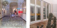 Galería de arte convertida en  #coworking en Barcelona COWORKINGCREATIVO