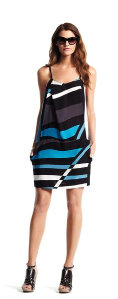 Forget the workday in a beach-ready sundress. #DerekLam #DesigNation #Kohls