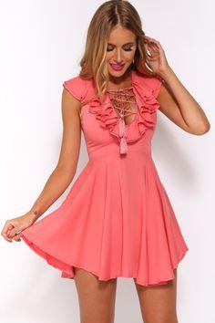 35e9afc2d20 Artists Only Dress Pink Skater Skirts
