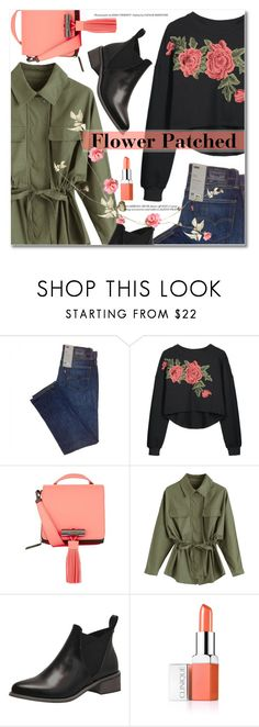 """Untitled #3441"" by svijetlana ❤ liked on Polyvore featuring Kenzo and Clinique"