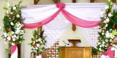 indoor wedding ceremonies