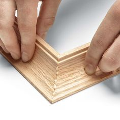 Clamp With Your Hands: 13 Tips for Perfect Miters Every Time http://www.familyhandyman.com/woodworking/perfect-miters-every-time