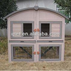 Wooden Rabbit Cage Manufacturers Rh090