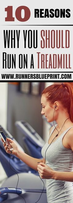if you are not yet sold on the importance and efficiency of the treadmill, here are some reasons running on the treadmill can help you turn your training around (or, at least, keep you fit all year round).