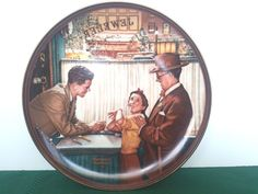 A Time to Keep Norman Rockwell The Ones We Love Series Knowles Collector Plate #KnowlesBradfordExchange