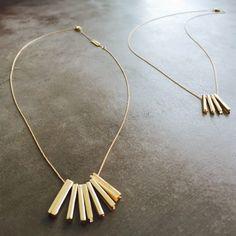 secret message necklaces by beth macri designs <3