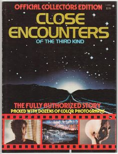 Vintage 1978 Close Encounters of The Third Kind Movie 66 Card Set