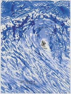 Rock of Ages: Raymond Pettibon Through the Decades - -Wmag