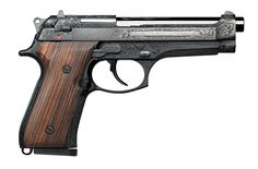 Берета 92 / No. 7 of 10 - Beretta 92FS Limited Edition inspired by Spring season