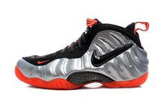 "Nike Air Foamposite Pro ""Bright Crimson"" #Nike #Sneakers #Style"