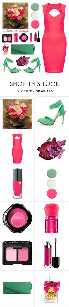 """""""I live to Laugh♥️"""" by k-peach ❤ liked on Polyvore featuring Universal Lighting and Decor, Topshop, Bundle MacLaren Millinery, Lancôme, Oscar de la Renta, Shiseido, Sephora Collection, NARS Cosmetics, Marc Jacobs and Urban Expressions"""