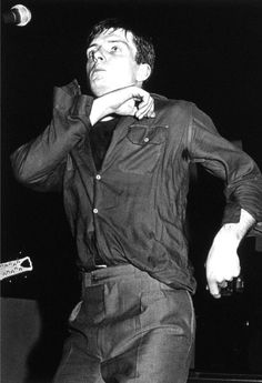 Ian Curtis, Joy Division, 28 July 1979: The Mayflower Club, Manchester