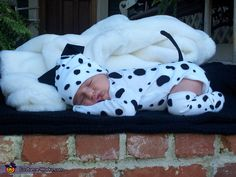 Think I could DIY this costume since Ryan will only be a couple weeks old for Halloween
