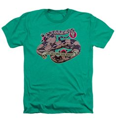 Have to be Boa Heathers T-Shirt in kelly green by Donovan Winterberg.  Other shirt styles and colors also available.