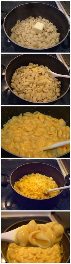 Easy Extra Creamy Mac & Cheese
