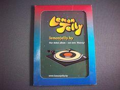 Lemon Jelly, Promotional Cards, Promotional Lemon Jelly, Lemonjelly.ky, 2000