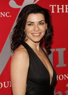 Julianna Margulies - Beautiful Actress  -  I think my son's girlfriend looks like her & my daughter loves the name Julianna