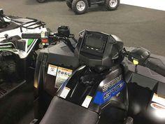 New 2017 Polaris Sportsman 570 SP Stealth Black ATVs For Sale in South Carolina.