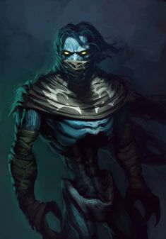 Raziel from Soul Reaver by Alex...