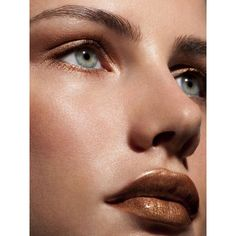 Metallic Bronze ❤ liked on Polyvore featuring pictures