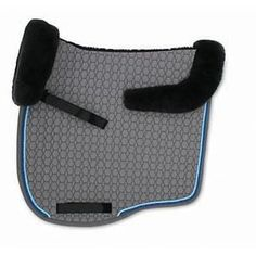Mattes saddle pad! Why use his half pad when you could just use one thing!