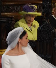 Queen Elizabeth Is Wildly Adamant About Meghan Markle Following This Rule As A Royal, And She's Not Taking 'No' For An Answer - All Cute All The Time