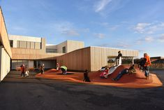 Gallery of School Group in France / rouby hemmerlé architectes - 4
