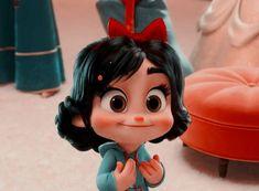 Disney Icons, Disney Pixar, Disney Aesthetic, Aesthetic Anime, Vanellope Y Ralph, Cute Disney Characters, Instagram Cartoon, Disney Phone Wallpaper, Animated Icons