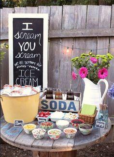12 Sweet Ice Cream Sundae Bars You MUST Copy