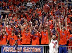Mike Rosario Lifts Up for a Shot in front of the Rowdy Reptiles!