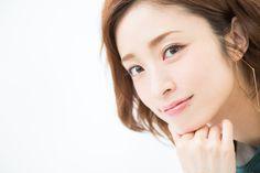 """上戸彩 SPECIAL INTERVIEW """"いつも笑顔でいられるワケ"""