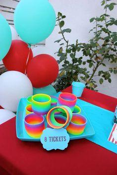 Vintage Circus Birthday Party Ideas | Photo 3 of 34