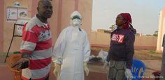 Help- Hilfe zur Selbsthilfe unterstützt weiterhin Mali gegen Ebola.