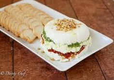 Image result for sun dried tomato cheese spread