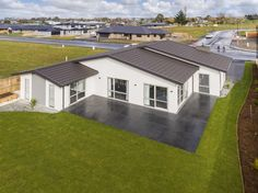 Whiteoak Grove, Ashburton - Jennian Homes Display Homes, Shed, Outdoor Structures, Canterbury, Mansions, House Styles, Outdoor Decor, Detail, Home Decor