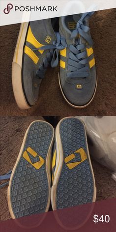 Globe skate shoes Very great condition. Barely worn. Just don't wear. Globe Shoes Athletic Shoes