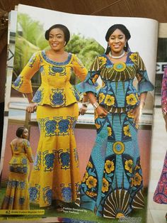 Look at this Classy modern african fashion 6850657672 African Fashion Ankara, Latest African Fashion Dresses, African Fashion Designers, African Dresses For Women, African Print Dresses, African Print Fashion, Africa Fashion, African Attire, African Wear