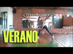 Dance Fitness with Sarah Placencia - Verano